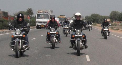 Delhi to Agra Motorcycle Tour