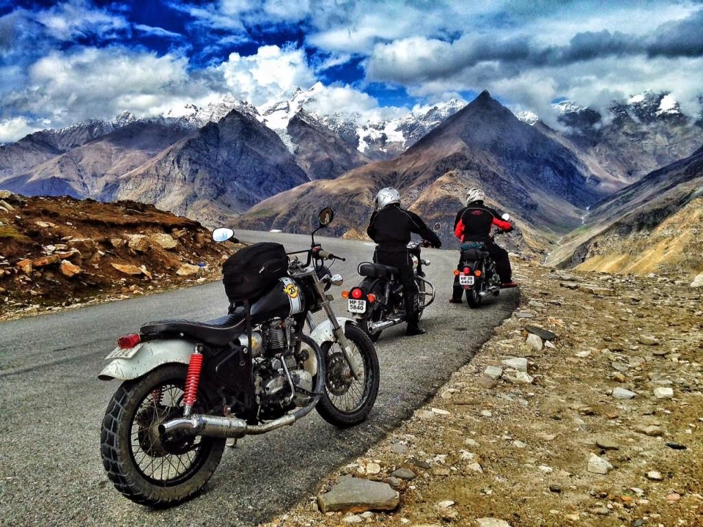 Uttarakhand Garhwal Himalaya Bike Trip