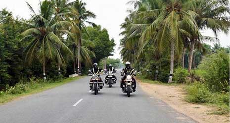 Goa to Mumbai Motorcycle Tour