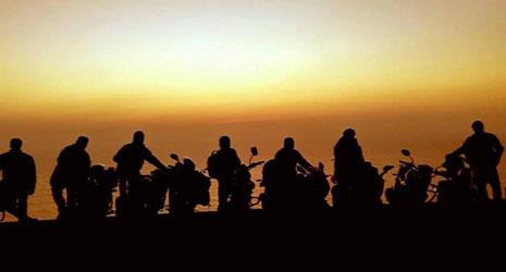 Goa Motorcycle Tour