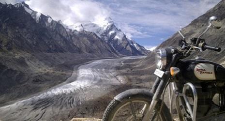 Himalayan Motorcycle Tour