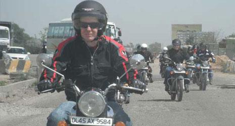 Delhi to Jaipur Motorcycle Tour