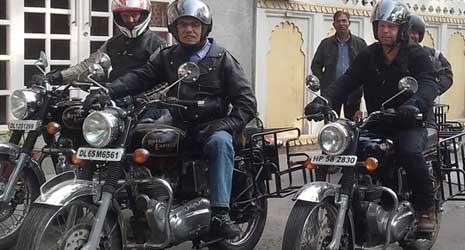 Jaipur to Jaisalmer Motorcycle Tour
