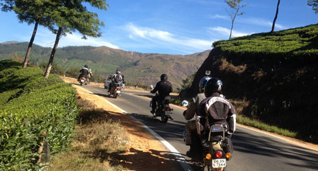 Cochin Motorcycle Tour